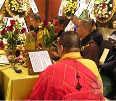 佛教儀式火葬套餐-$3萬HKD起
