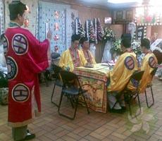 傳統道教儀式火葬套餐-$3萬HKD起